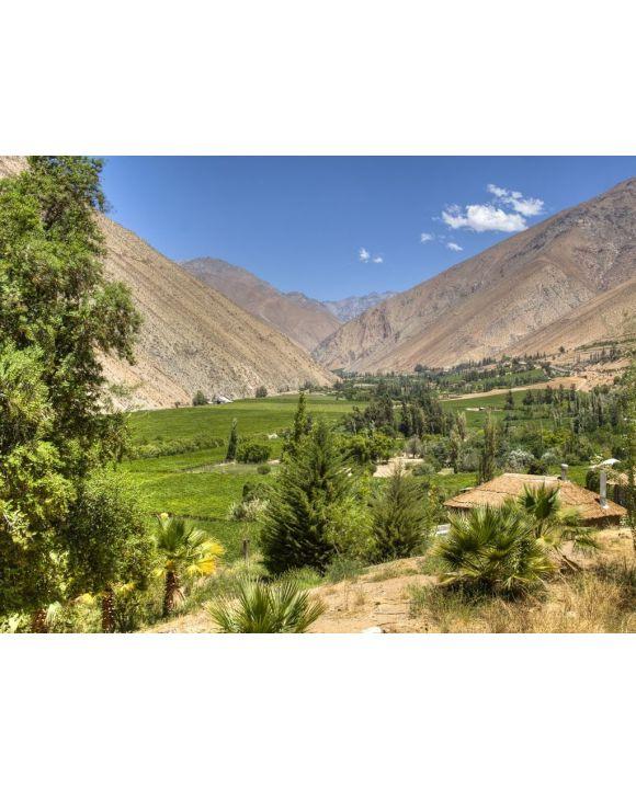 Lais Puzzle - Blick über das Elqui-Tal in Chile - 100, 200, 500, 1.000 & 2.000 Teile