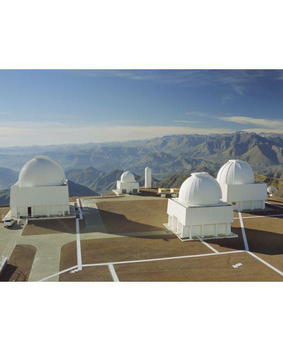 Lais Puzzle - El Tololo Observatorium, Elqui Valley, Chile - 100, 200, 500, 1.000 & 2.000 Teile