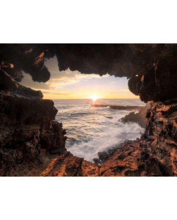 Lais Puzzle - Osterinsel, Höhle, Moai, Chile Südamerika - 100, 200, 500, 1.000 & 2.000 Teile