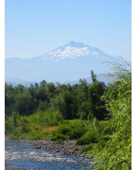 Lais Puzzle - Anden und Achibueno. Blick auf den Nevado de Longaví. Maule Region, Chile - 100, 200, 500, 1.000 & 2.000 Teile