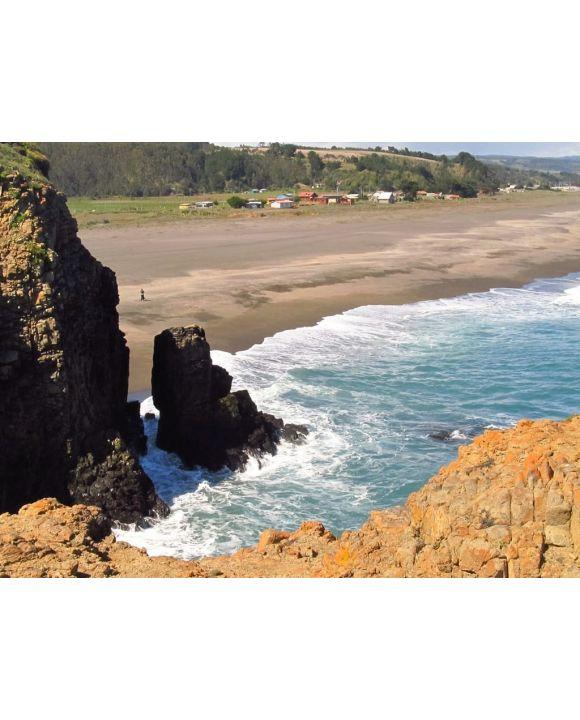 Lais Puzzle - Schöner großer Strand in Cobquecura, Chile - 100, 200, 500, 1.000 & 2.000 Teile