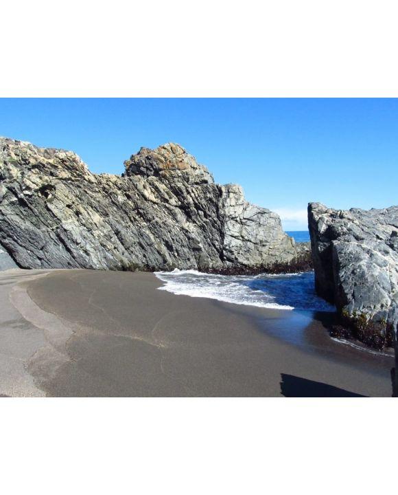 Lais Puzzle - Strand mit Felsen in Cobquecura, Chile - 100, 200, 500, 1.000 & 2.000 Teile