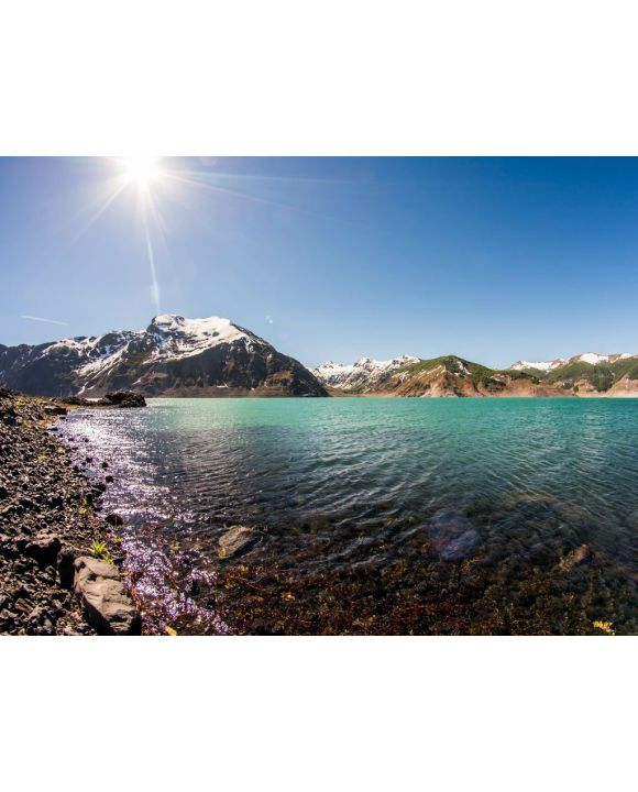 Lais Puzzle - Laja Lagune, Chile - 100, 200, 500, 1.000 & 2.000 Teile