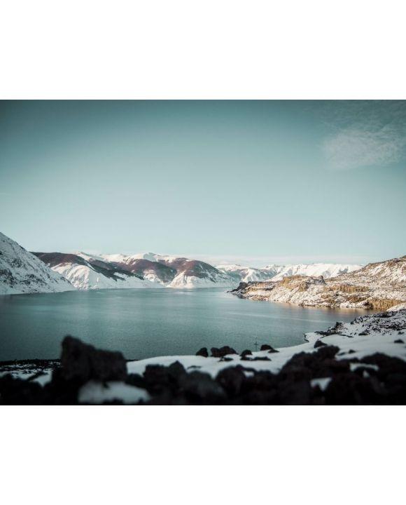 Lais Puzzle - Laguna del Laja Nationalpark im Winter - 100, 200, 500, 1.000 & 2.000 Teile