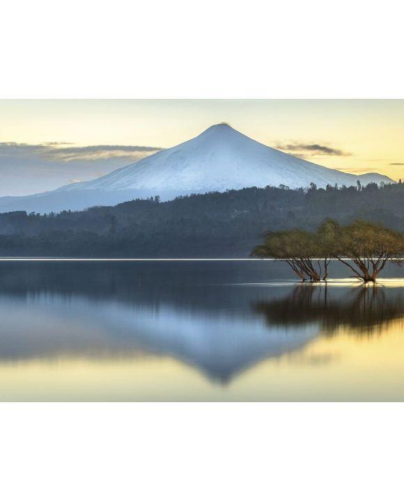 Lais Puzzle - Villarrica Vulkan, Chile - 100, 200, 500, 1.000 & 2.000 Teile