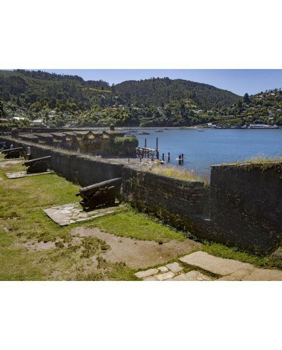 Lais Puzzle - Corral Fort, Valdivia, Chile. - 100, 200, 500, 1.000 & 2.000 Teile