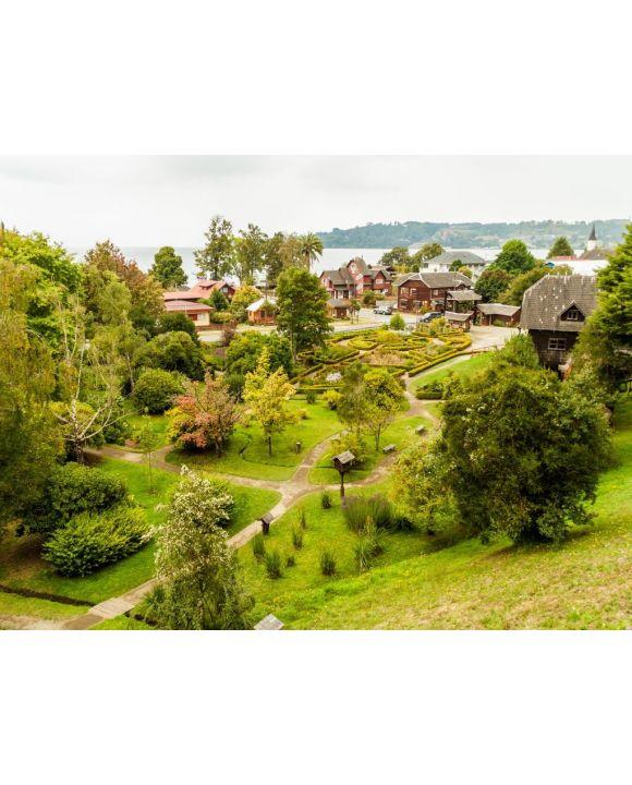 Lais Puzzle - Ansicht von Frutillar Dorf, Chile - 100, 200, 500, 1.000 & 2.000 Teile