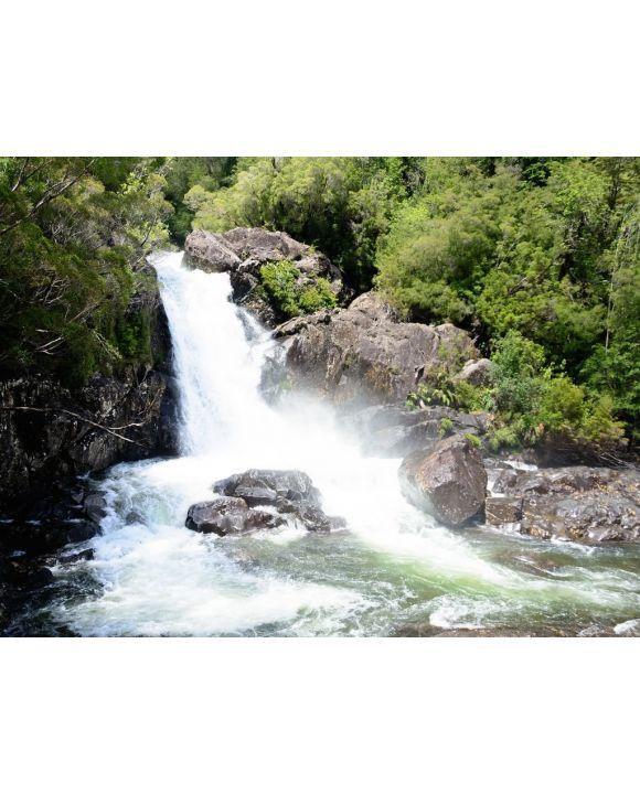 Lais Puzzle - Wasserfall im Alerce Andino Nationalpark, Chile - 100, 200, 500, 1.000 & 2.000 Teile