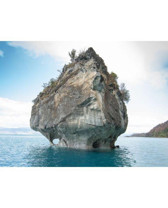 Lais Puzzle - Felsen im Meer Kapelle aus Marmor, Chile - 100, 200, 500, 1.000 & 2.000 Teile