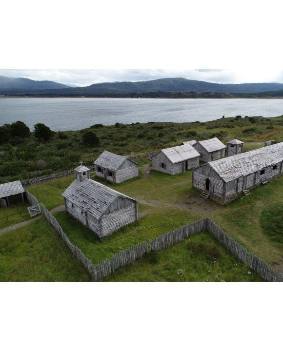 Lais Puzzle - Fort Bulnes, Punta Arenas, Chile - 100, 200, 500, 1.000 & 2.000 Teile