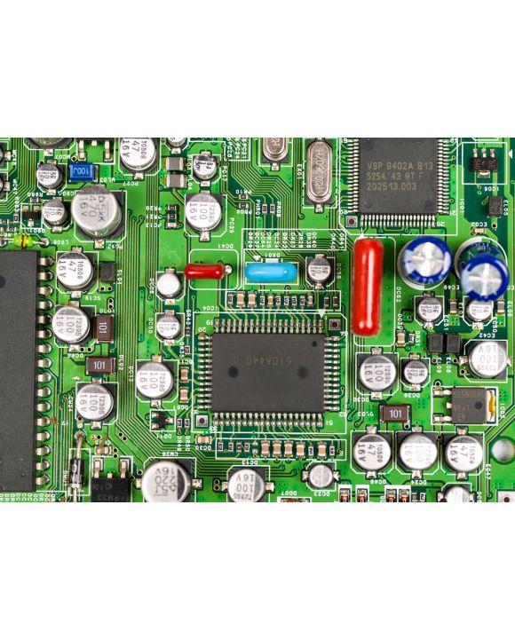 Lais Puzzle - Leiterplatte mit Chips und Funkkomponenten Elektronik - 100, 200, 500 & 1.000 Teile