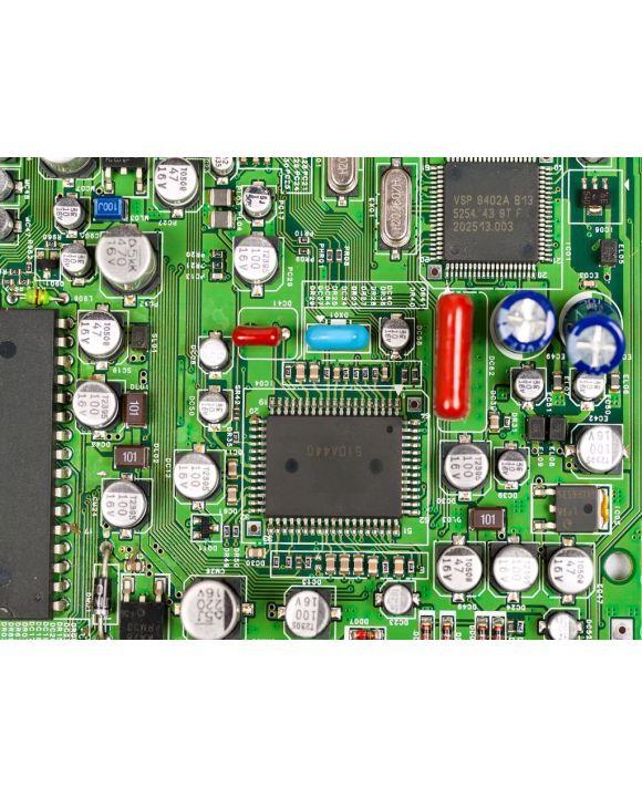 Lais Puzzle - Leiterplatte mit Chips und Funkkomponenten Elektronik - 500 & 1.000 Teile
