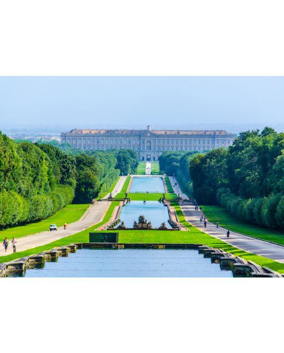 Lais Puzzle - Palazzo Reale in Caserta. Es war der größte Palast, der im 18. Jahrhundert in Europa errichtet wurde - 100, 200, 500 & 1.000 Teile