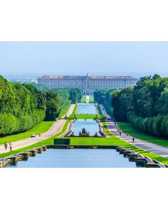 Lais Puzzle - Palazzo Reale in Caserta. Es war der größte Palast, der im 18. Jahrhundert in Europa errichtet wurde - 500 & 1.000 Teile