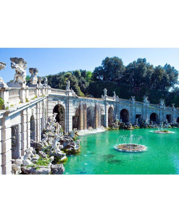 Lais Puzzle - Der königliche Palast von Caserta - 100, 200, 500 & 1.000 Teile