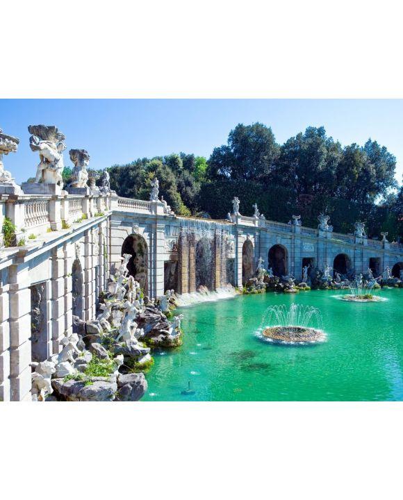 Lais Puzzle - Der königliche Palast von Caserta - 500 & 1.000 Teile