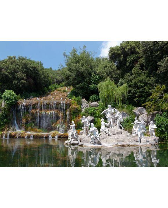 Lais Puzzle - Brunnen von Diana und Actaeon, Königspalast, Caserta, Italien - 500 & 1.000 Teile