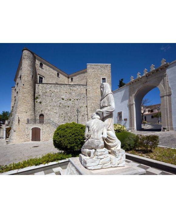 Lais Puzzle - Montemiletto (Avellino, Italien) - Schloss Leonessa - 500 & 1.000 Teile