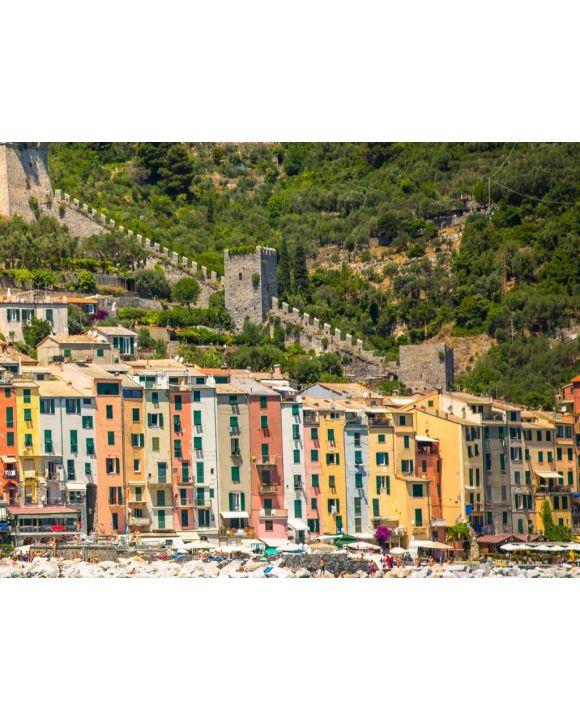 Lais Puzzle - Porto Venere, La Spezia, Ligurien, Italien - 100, 200, 500, 1.000 & 2.000 Teile