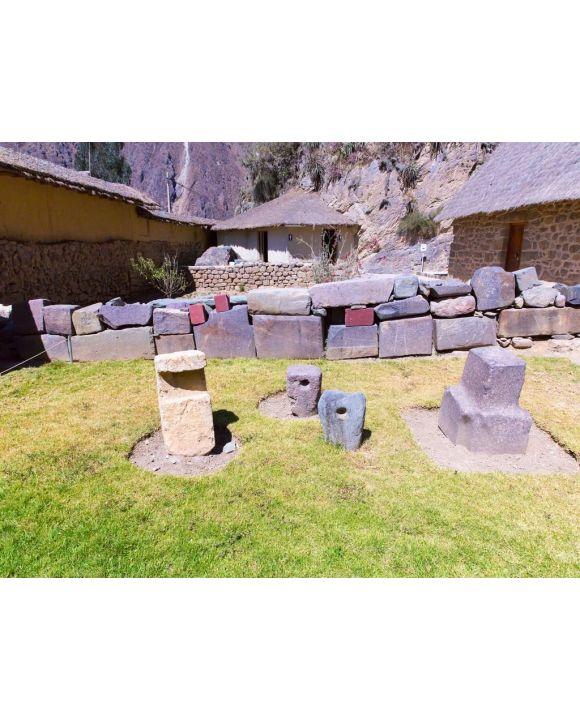 Lais Puzzle - Peru, Ollantaytambo-Inka-Ruinen des Heiligen Tals in den Anden - 500 & 1.000 Teile