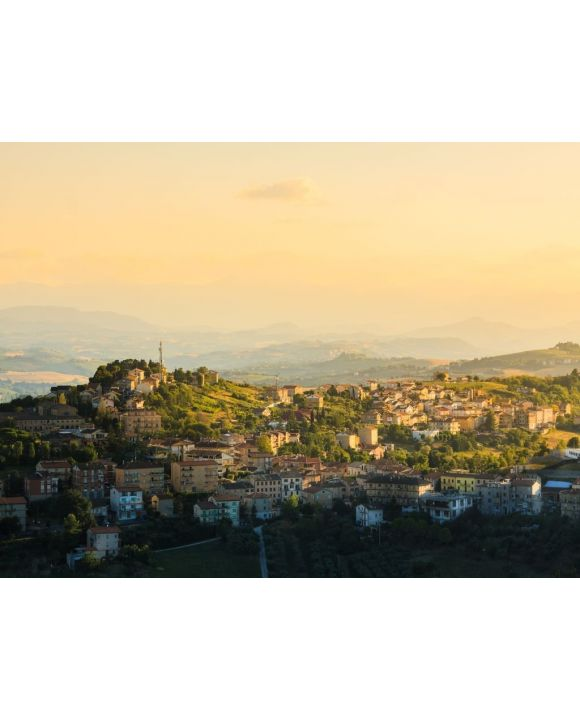 Lais Puzzle - Fermo Landschaft - Italien, Marken - 500 & 1.000 Teile