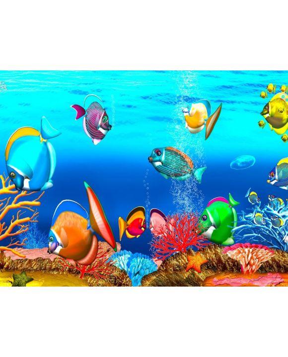 Lais Puzzle - Korallenriff, Korallenfische - 500 & 1.000 Teile