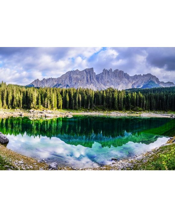 Lais Puzzle - Karersee in Italien - 500 & 1.000 Teile