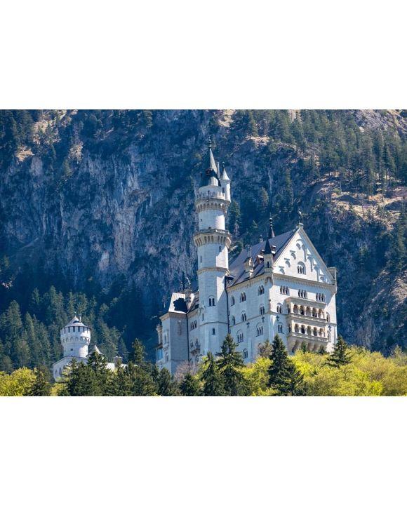 Lais Puzzle - Schloss Neuschwanstein - 500 & 1.000 Teile