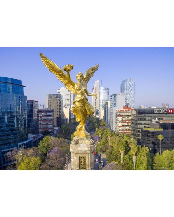 Lais Puzzle - Engel der Unabhängigkeit, Mexiko - 500 & 1.000 Teile