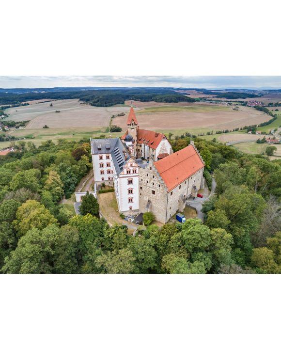 Lais Puzzle - Festung Veste Heldburg bei Bad Colberg-Heldburg - 500 & 1.000 Teile