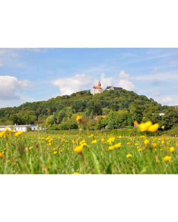 Lais Puzzle - Veste Heldburg in Thüringen - 500 & 1.000 Teile