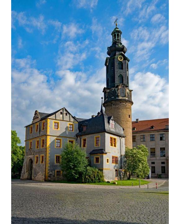 Lais Puzzle - Stadtschloss Weimar, Thüringen, Deutschland - 500 & 1.000 Teile
