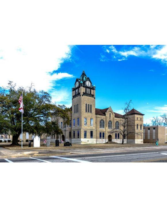 Lais Puzzle - Autauga County Courthouse - 500 & 1.000 Teile