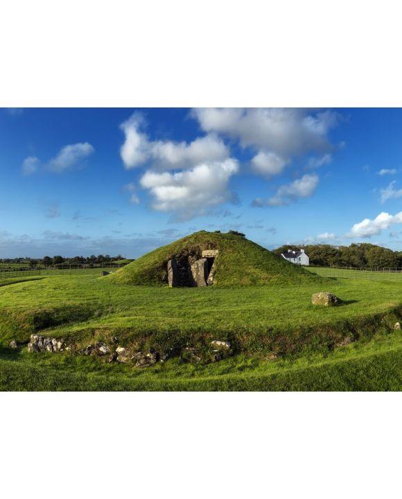 Lais Puzzle - Bryn Celli Ddu, Grabkammer aus der Jungsteinzeit in Anglesey in Nordwales, UK - 500 & 1.000 Teile