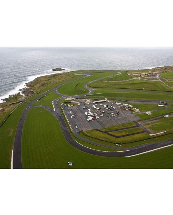 Lais Puzzle - Luftbild der Rennstrecke von Anglesey, Wales - 500 & 1.000 Teile