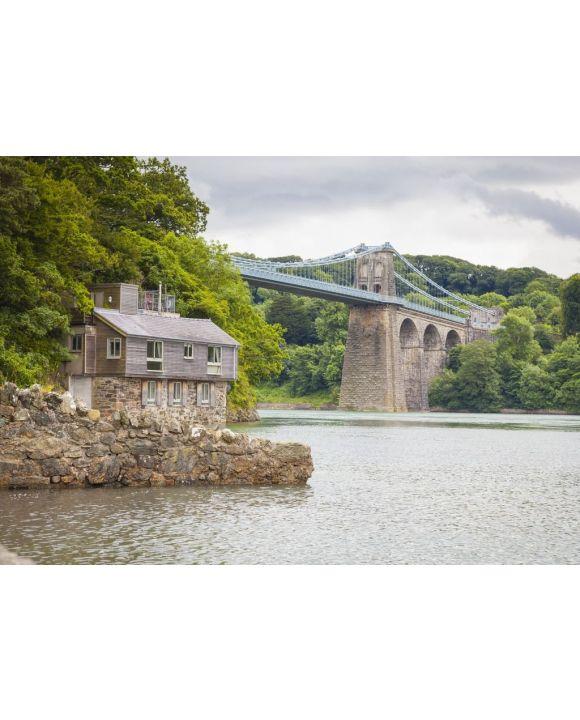 Lais Puzzle - Menai-Hängebrücke, Nordwest Wales - 500 & 1.000 Teile