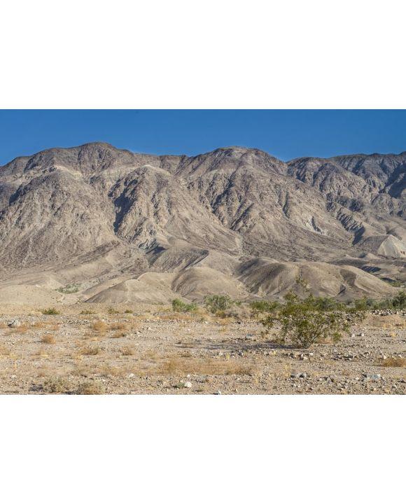 Lais Puzzle - Landschaft, Berge an der Straße von Mexicali nach Tijuana, auf der Baja-Halbinsel, MEXIKO an einem sonnigen Morgen und blauer Himmel - 500 & 1.000 Teile