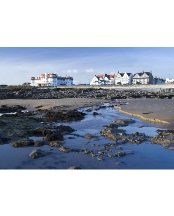Lais Puzzle - Porthcawl Meeresseite Bridgend Wales  - 500 & 1.000 Teile