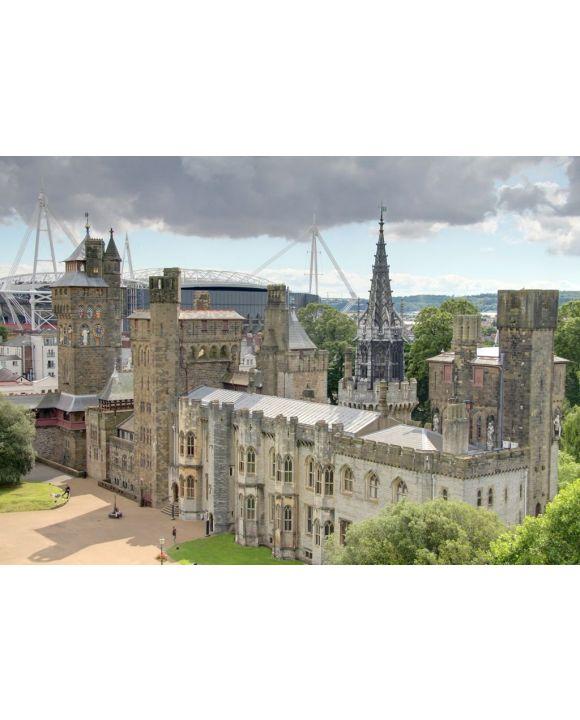Lais Puzzle - Schloss Cardiff - 500 & 1.000 Teile