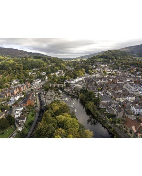 Lais Puzzle - Llangollen in Wales - 500 & 1.000 Teile