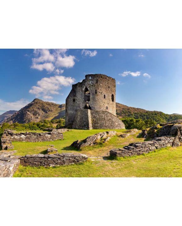 Lais Puzzle - Dolbadarn Castle, Gwnedd, Wales - 500 & 1.000 Teile