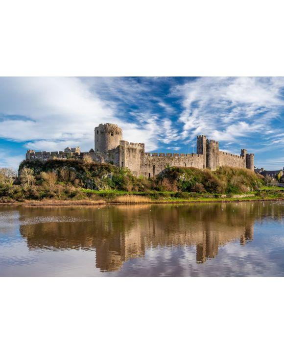 Lais Puzzle - Pembroke Castle, Pembrokeshire, Wales - 500 & 1.000 Teile