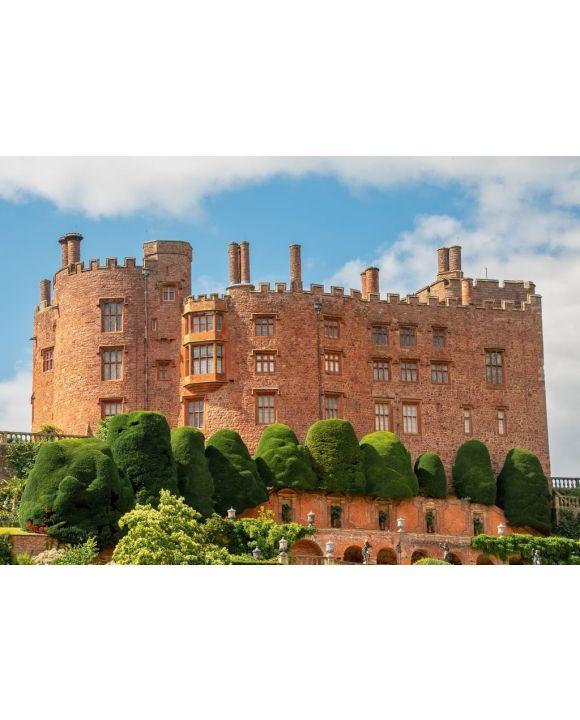 Lais Puzzle - Powys Castle in Welshpool - 500 & 1.000 Teile