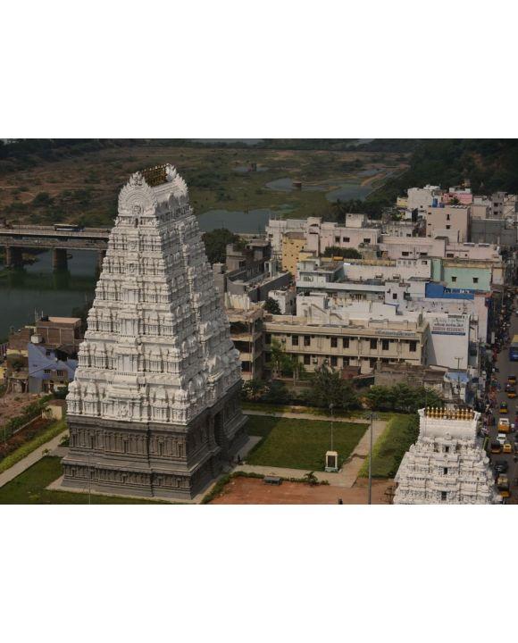 Lais Puzzle - Srikalahasti-Tempel, Andhra Pradesh, Indien - 500 & 1.000 Teile