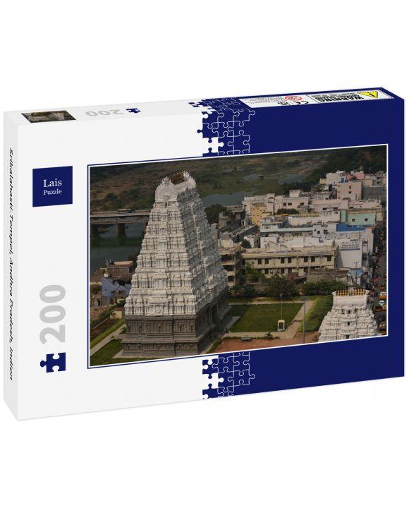 Lais Puzzle - Srikalahasti-Tempel, Andhra Pradesh, Indien - 200 Teile