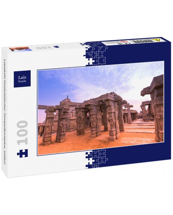 Lais Puzzle - Lepakshi hinduistischer Tempelkomplex, Indien - 100 Teile