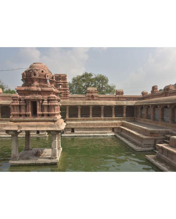 Lais Puzzle - Yaganti-Tempel, Andhra Pradesh, Indien - 500 & 1.000 Teile