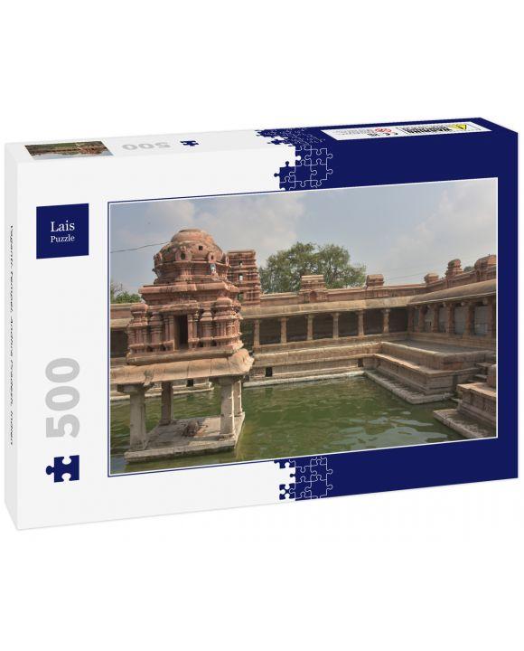 Lais Puzzle - Yaganti-Tempel, Andhra Pradesh, Indien - 500 Teile
