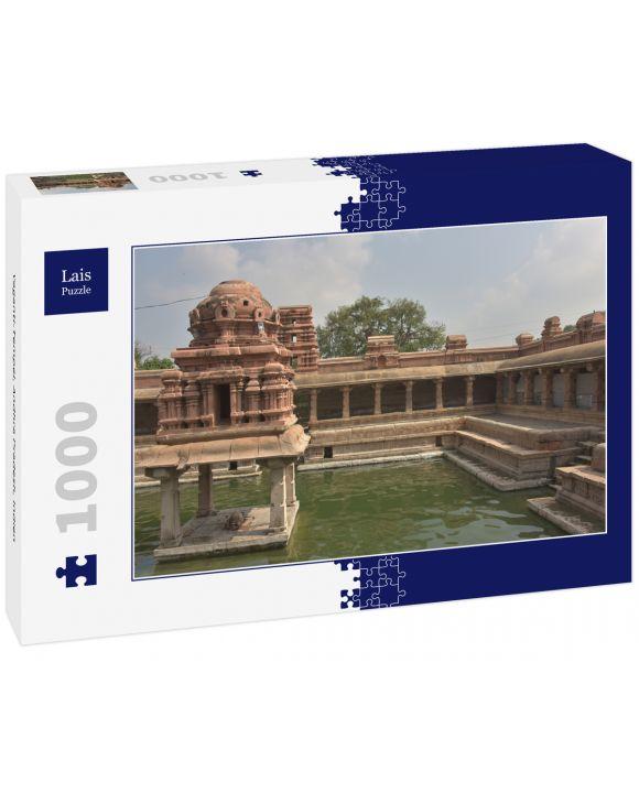 Lais Puzzle - Yaganti-Tempel, Andhra Pradesh, Indien - 1.000 Teile