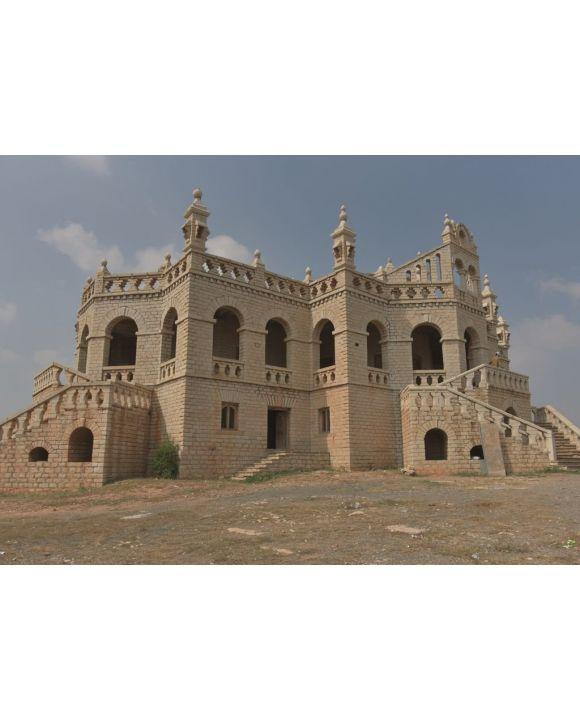 Lais Puzzle - Palast Banaganapalli, Andhra Pradesh, Indien - 500 & 1.000 Teile